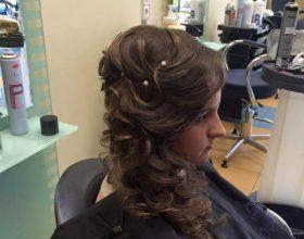 Vestuvinė šukuosena